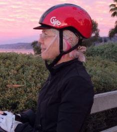 Dawn in Santa Monica, after the marathon